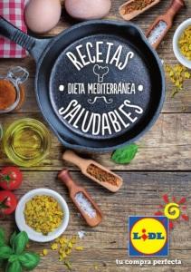 Recetas saludables - Dieta mediterránea