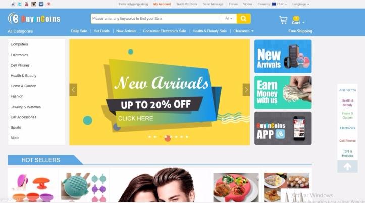 Lady Gangas - Buyincoins.com